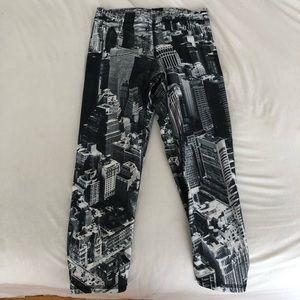 Zara Terez city cropped workout tights